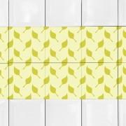 KIT Adesivos de Azulejos Pequenas Folhas