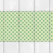 KIT Adesivos de Azulejos Quadrados Retrô