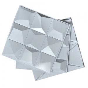 Placa 3D Autoadesiva 50x50 Tóquio - Linha POP