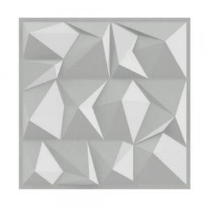 Placa 3D Revestimento 50x50 Londres - Linha FUN