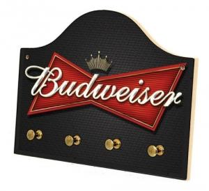 Porta Chaves Cerveja Budweiser