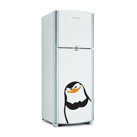 Adesivo de Geladeira Pinguim Mad