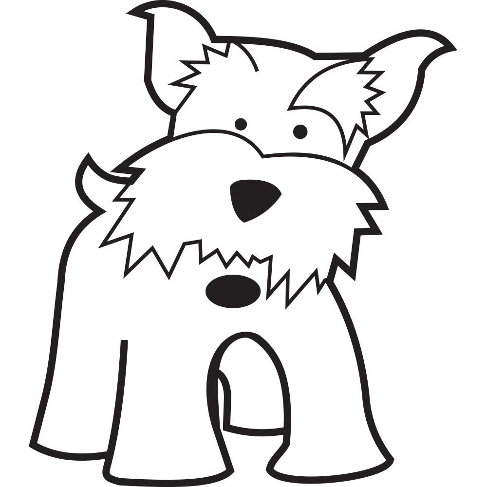 Adesivo de Geladeira Puppy