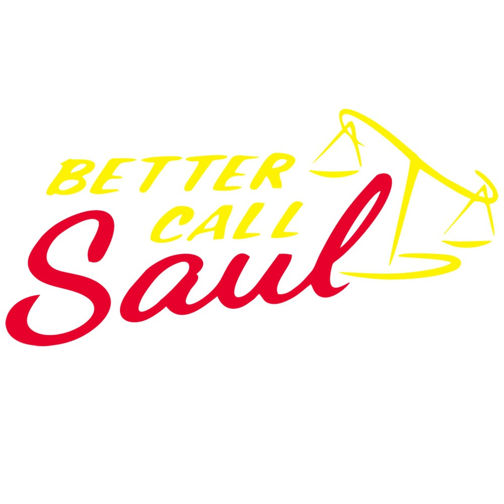 Adesivo de Notebook Better Call Saul