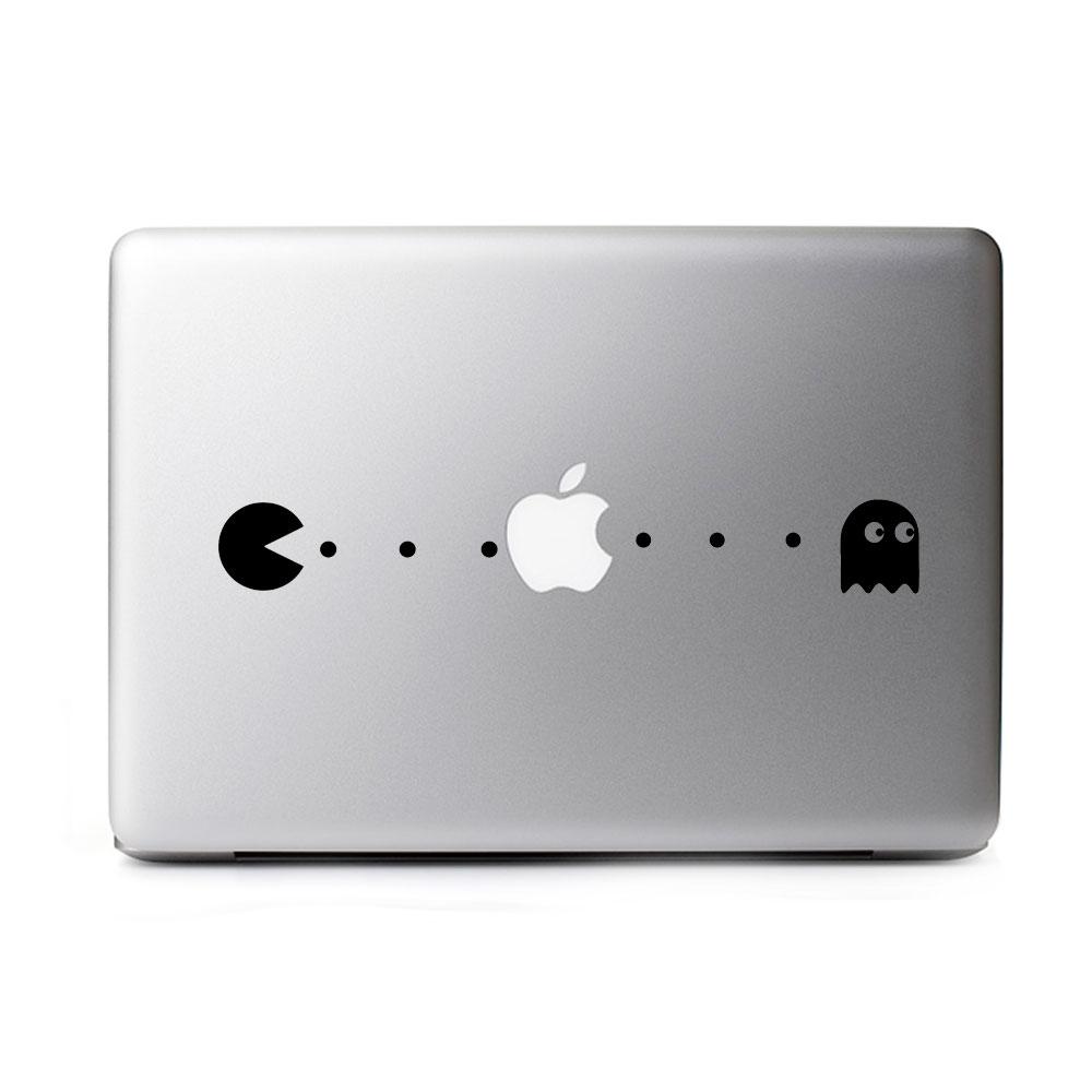 Adesivo de Notebook Pac Apple