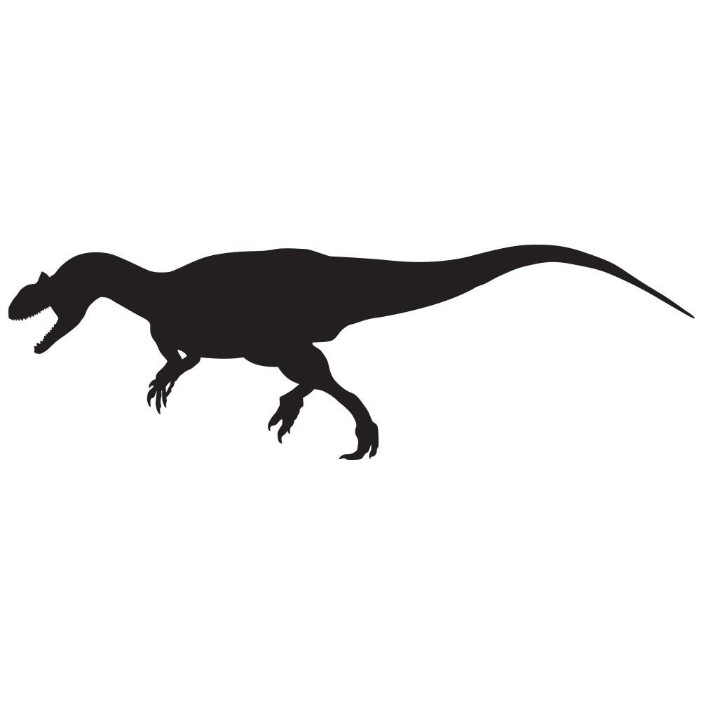 Adesivo de Parede Dinossauro Tiranossauro
