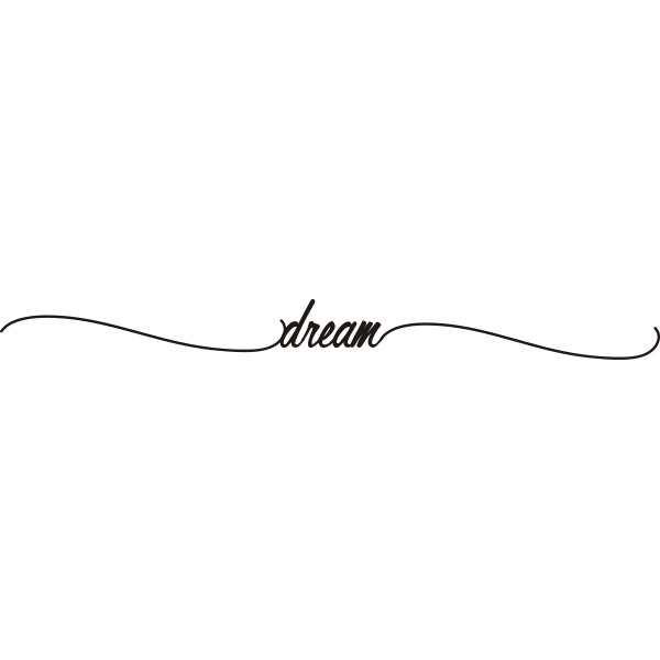 Adesivo de Parede Dream Cama Casal