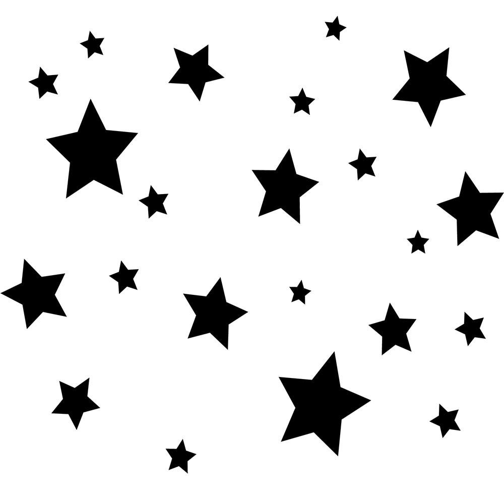 Adesivo de Parede Estrelas Constelacão