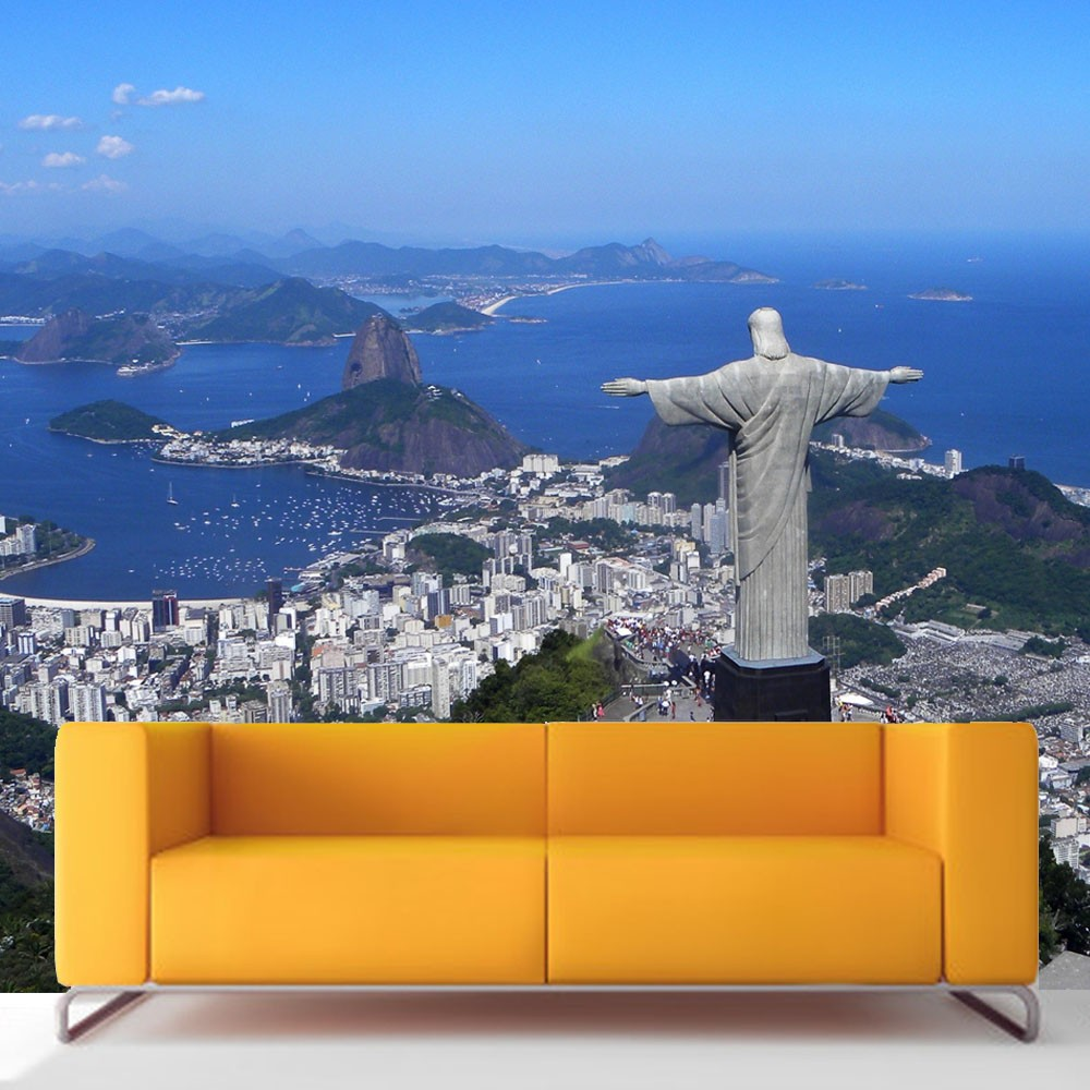 Adesivo de Parede Foto Rio de Janeiro