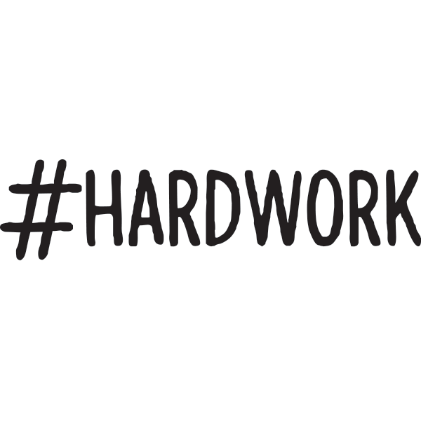 Adesivo de Parede Hardwork