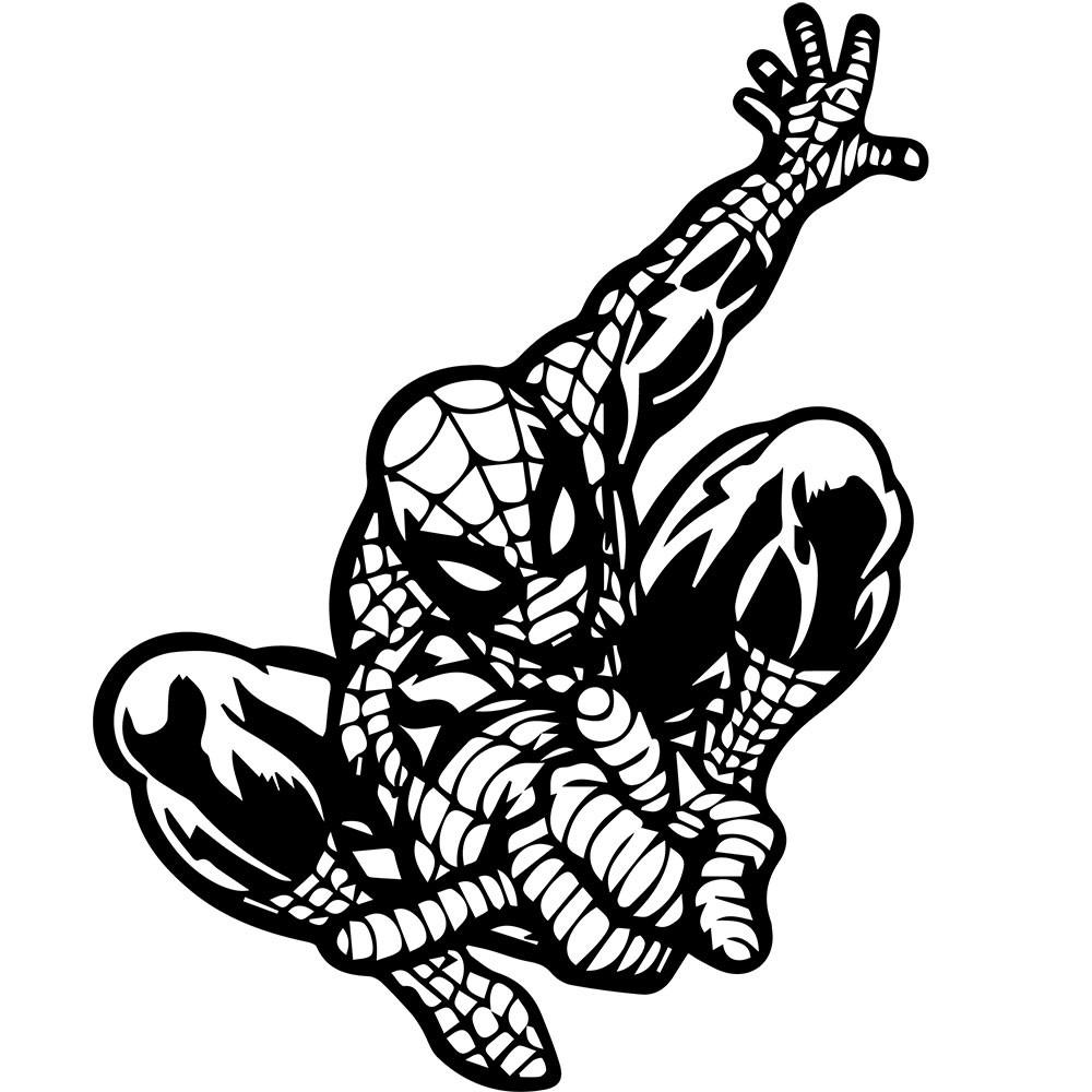 Adesivo de Parede Homem Aranha