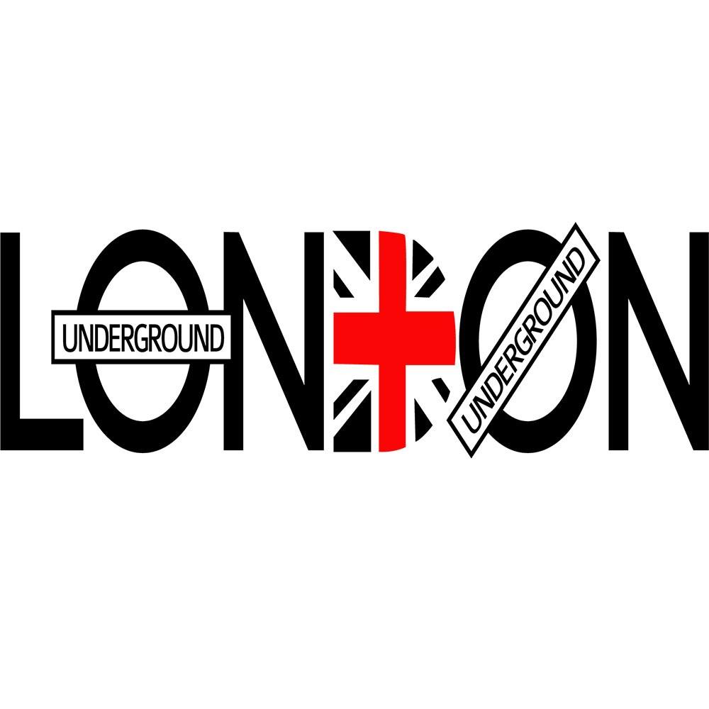 Adesivo de Parede London Underground