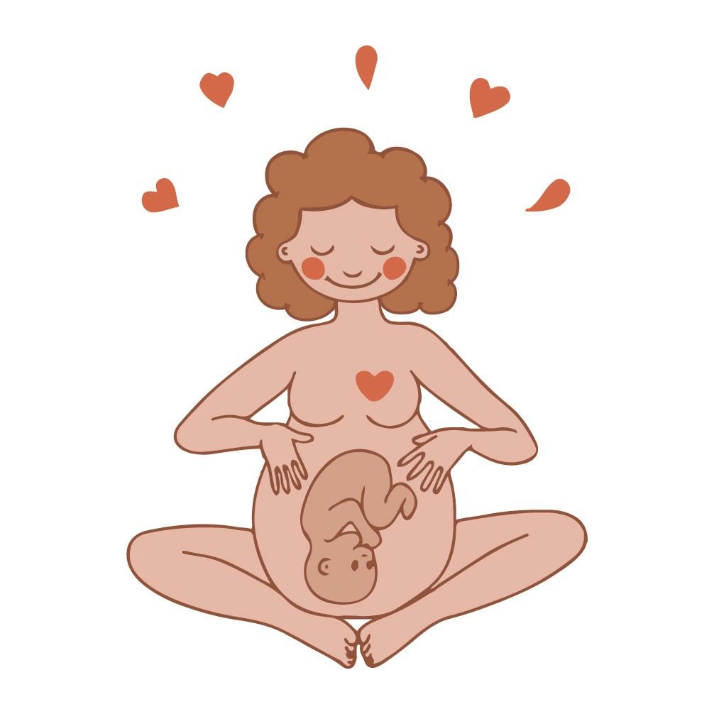Adesivo de Parede Maternidade 5