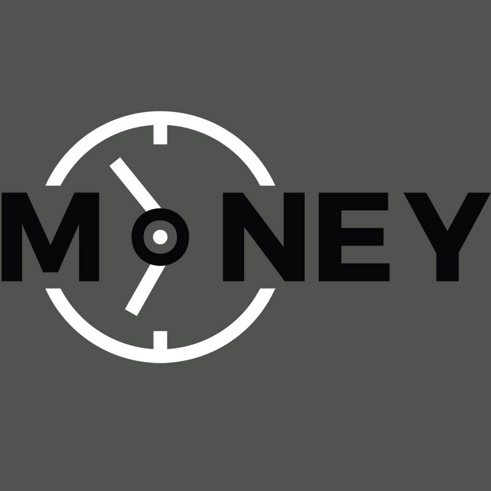 Adesivo de Parede Money Time