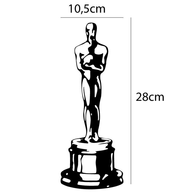 Adesivo de Parede Oscar