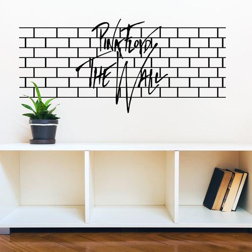 Adesivo De Parede Pink Floyd The Wall 150x100cm