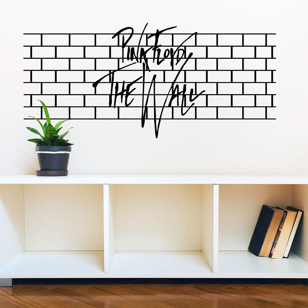 Adesivo de Parede Pink Floyd The Wall