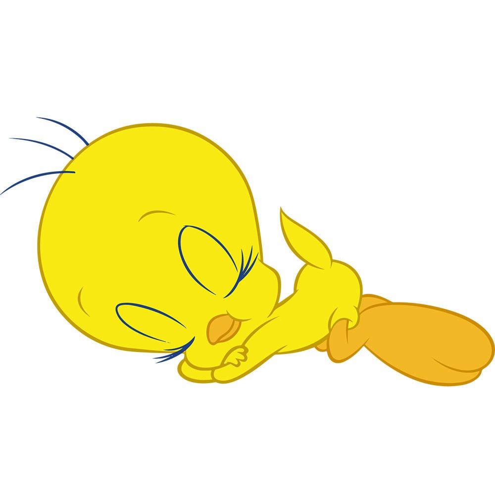 Adesivo de Parede  Piu-Piu Dormindo