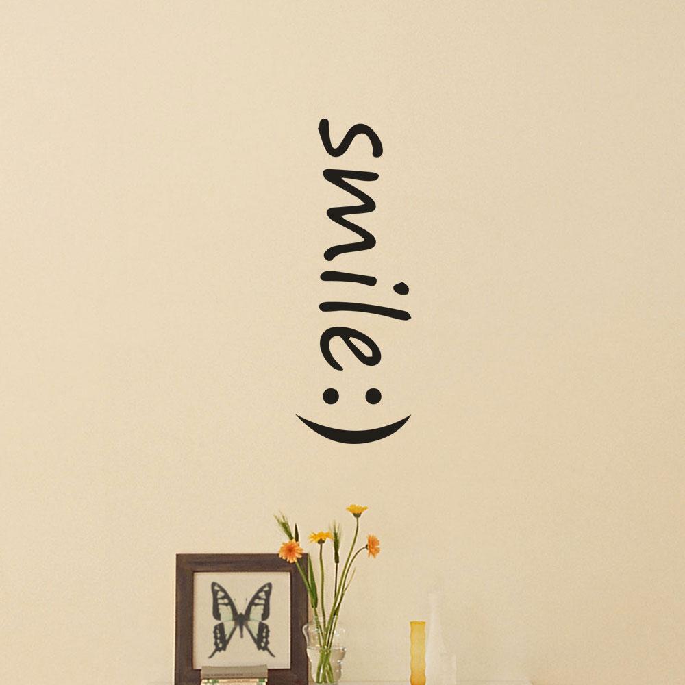 Adesivo de Parede Smile
