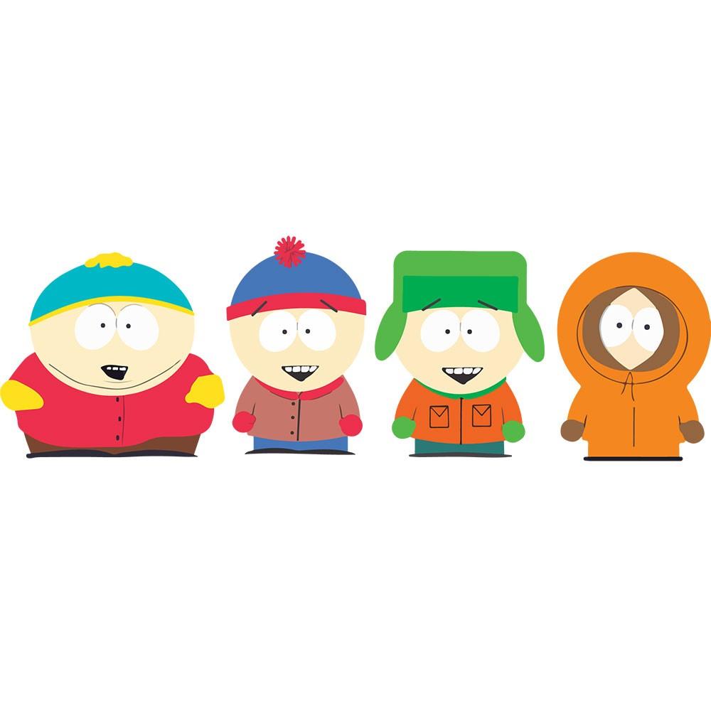 Adesivo de Parede South Park