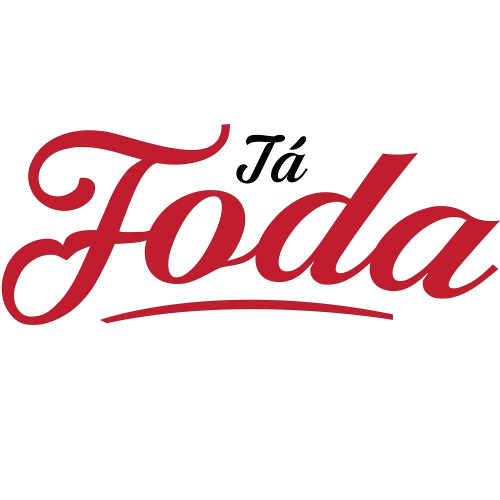 Adesivo de Parede Tá Foda