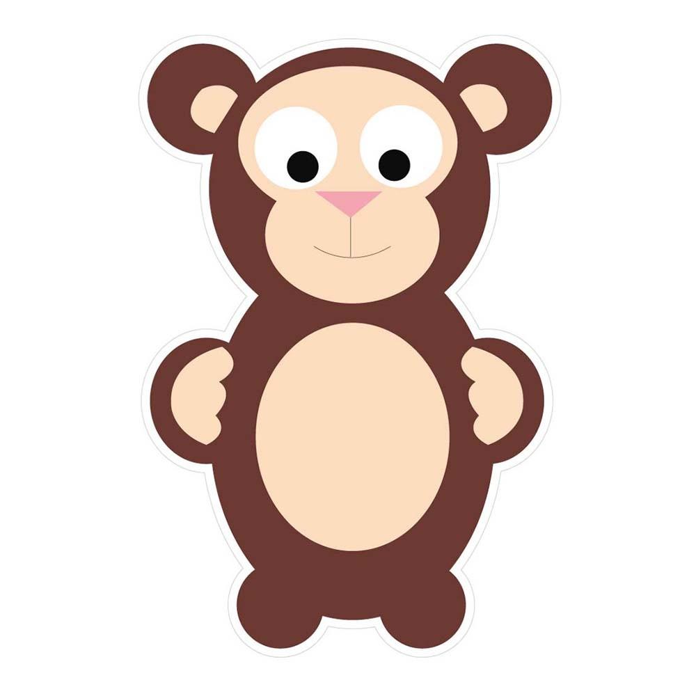 Adesivo de Parede Urso Infantil