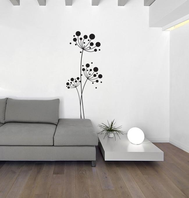 Adesivo Floral Araucaria