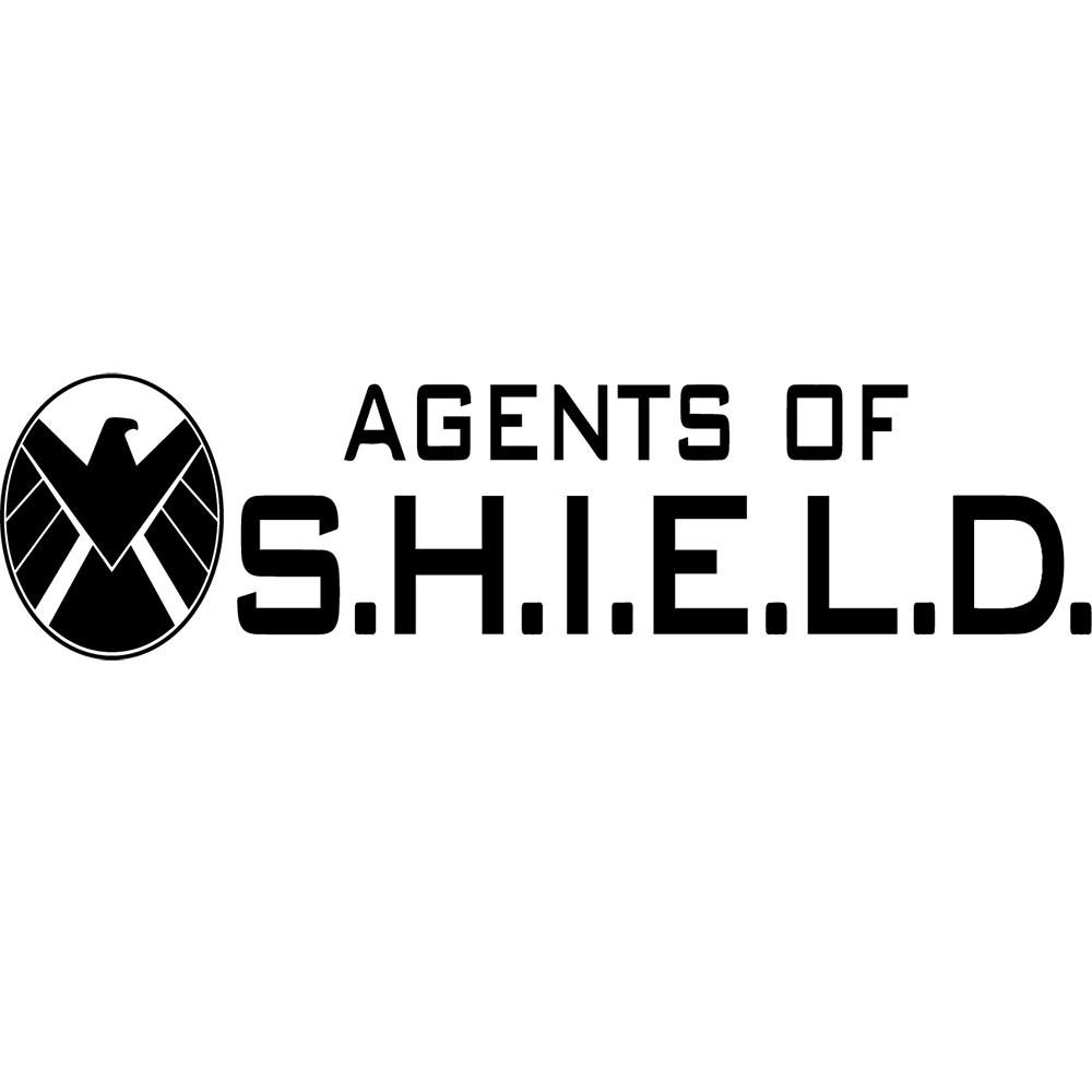 Adesivo para Carro Agents of S.H.I.E.L.D