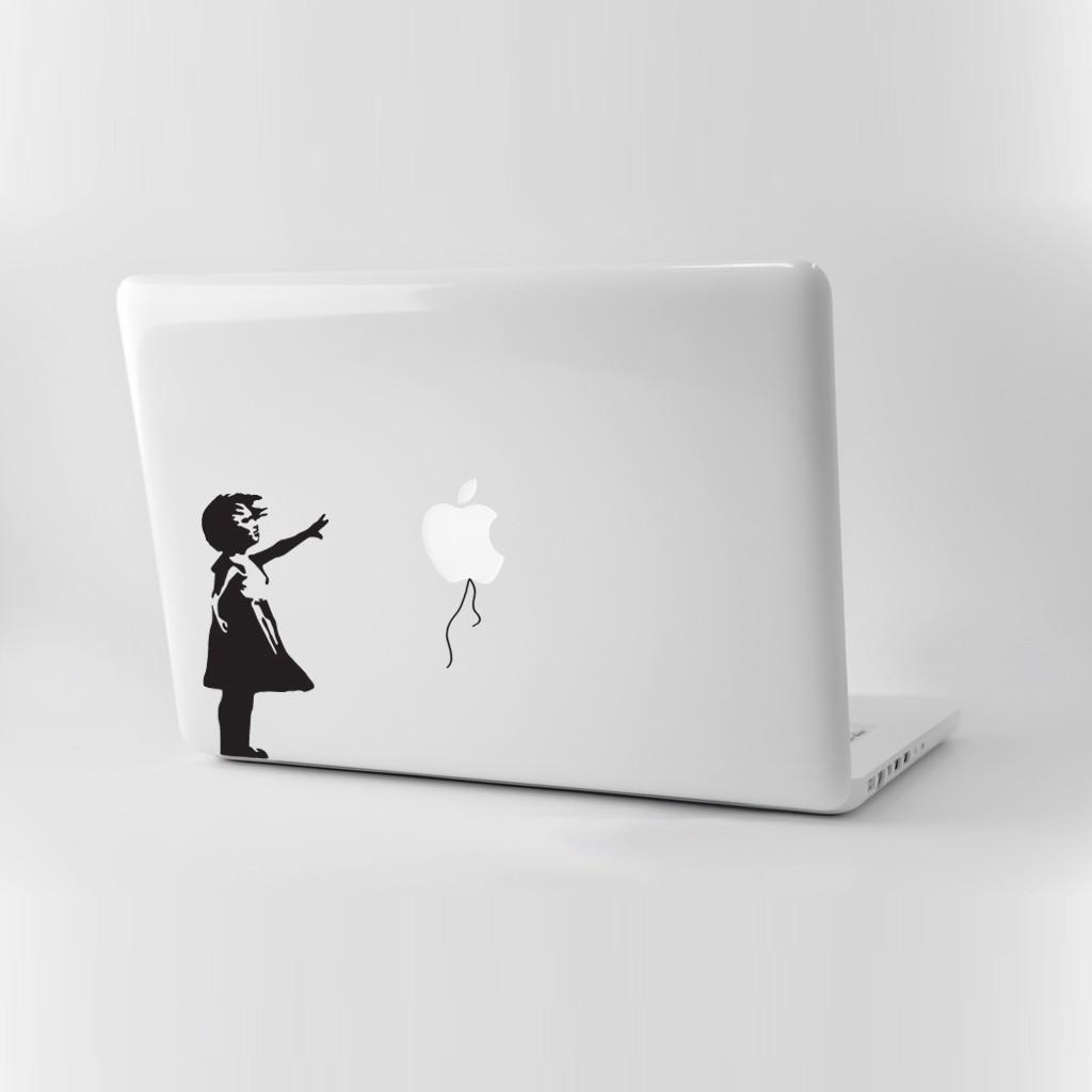 Adesivo para Notebook Banksy
