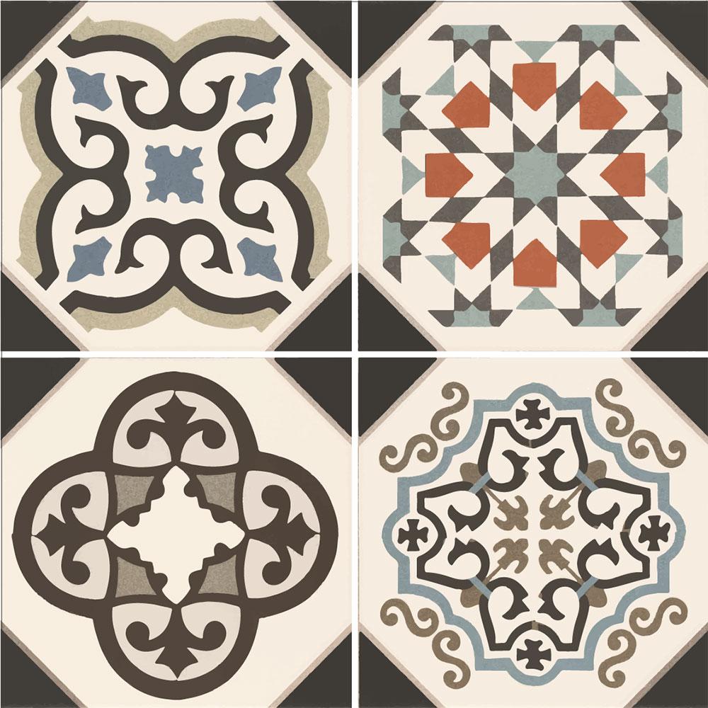 KIT Adesivos de Azulejos Antigos