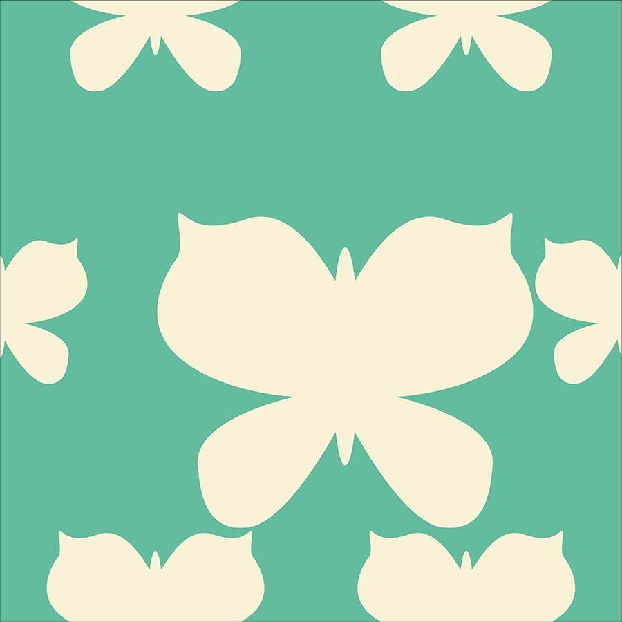 KIT Adesivos de Azulejos Borboletas