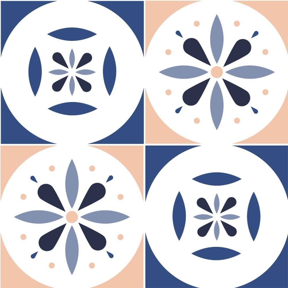KIT Adesivos de Azulejos Color Light