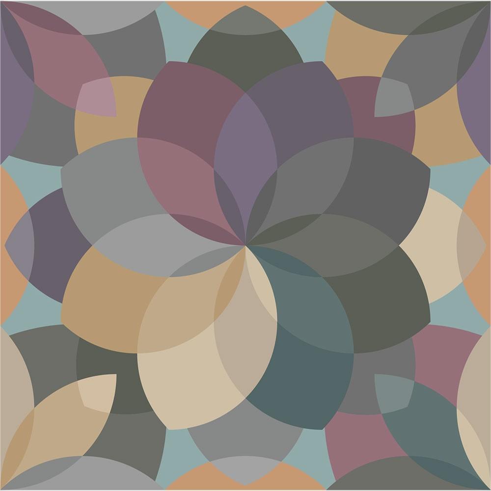 KIT Adesivos de Azulejos Color Lottus