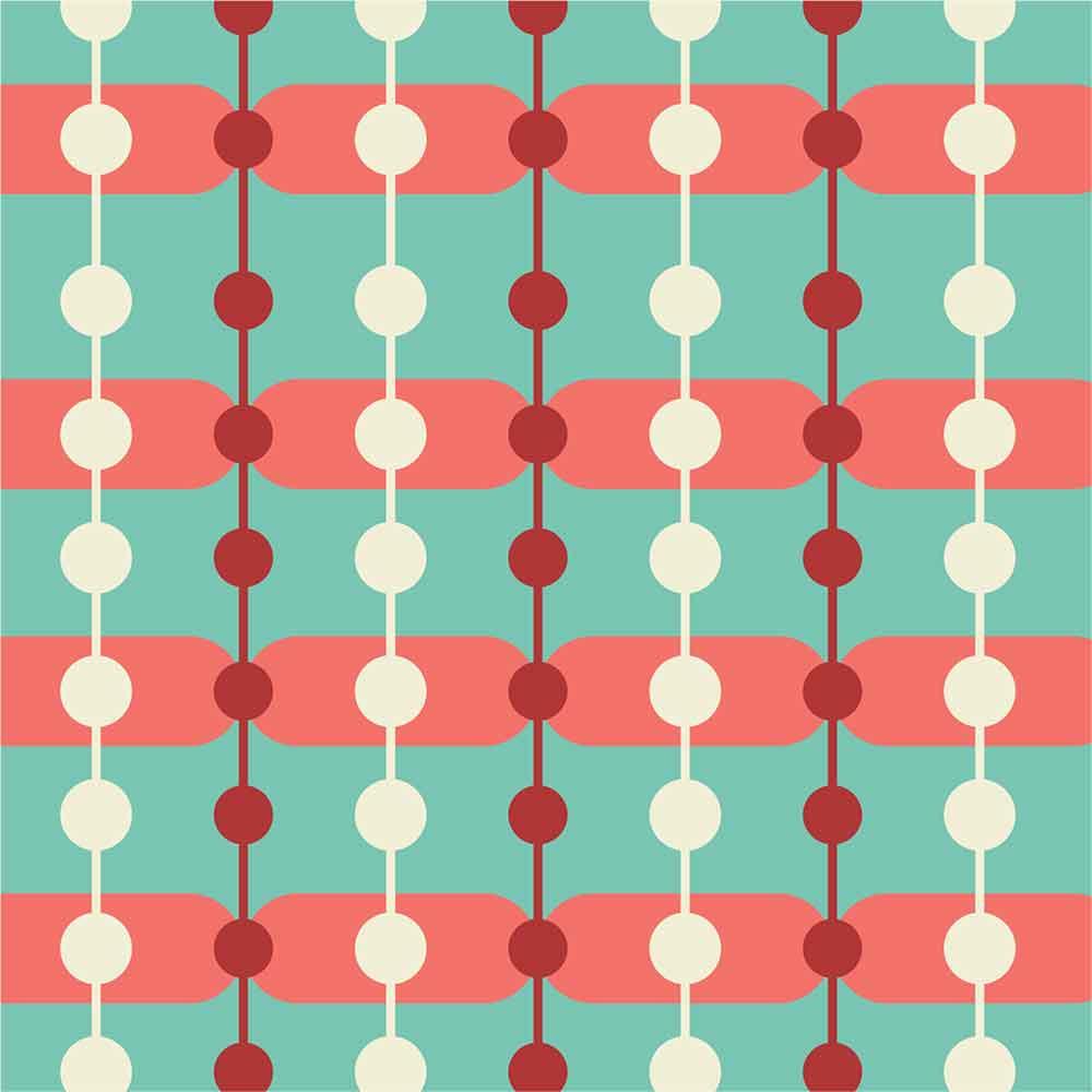 KIT Adesivos de Azulejos Cortina