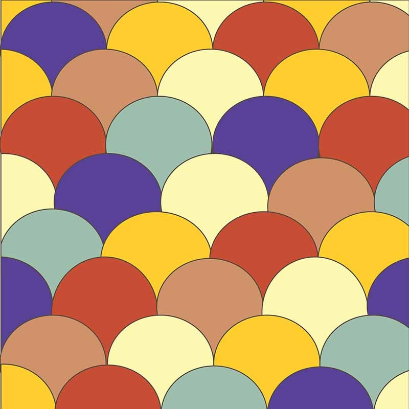 KIT Adesivos de Azulejos Curvas
