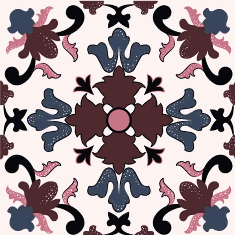 KIT Adesivos de Azulejos Delicado