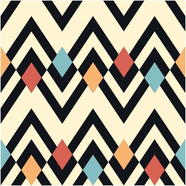 KIT Adesivos de Azulejos Etnicos