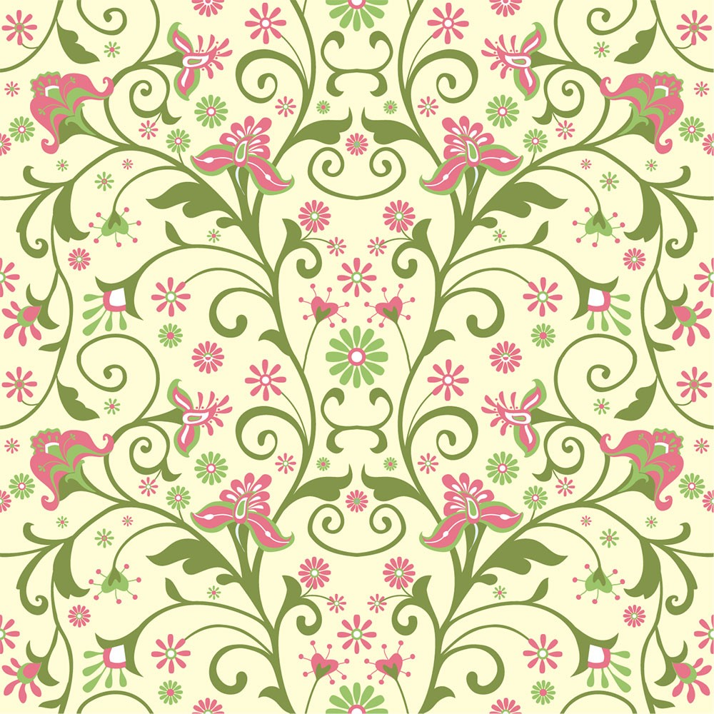 KIT Adesivos de Azulejos Floral Decorativo