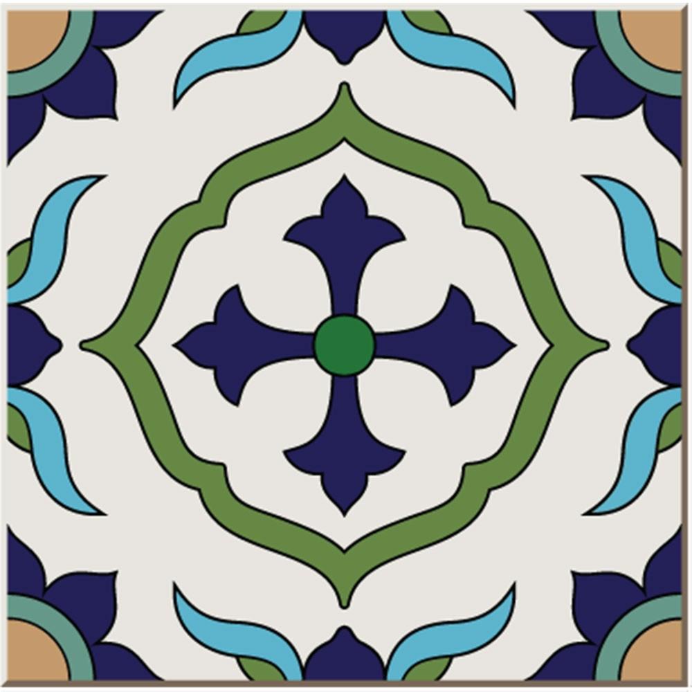 KIT Adesivos de Azulejos Green Hope