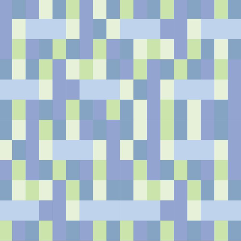 KIT Adesivos de Azulejos Happy Green Little Squares