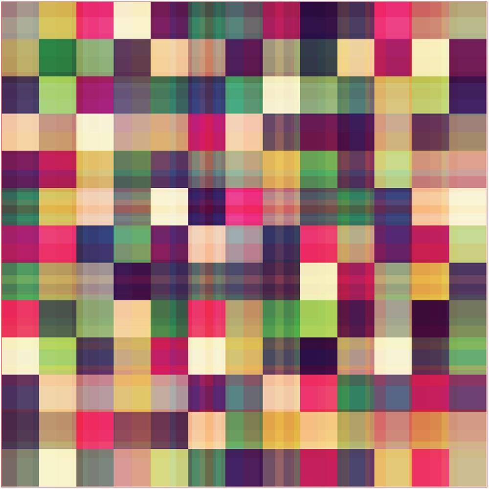 KIT Adesivos de Azulejos Ladrilhos Vintagem Coloridos