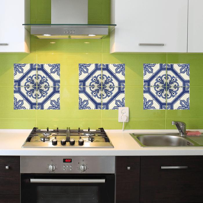 KIT Adesivos de Azulejos Lisboa