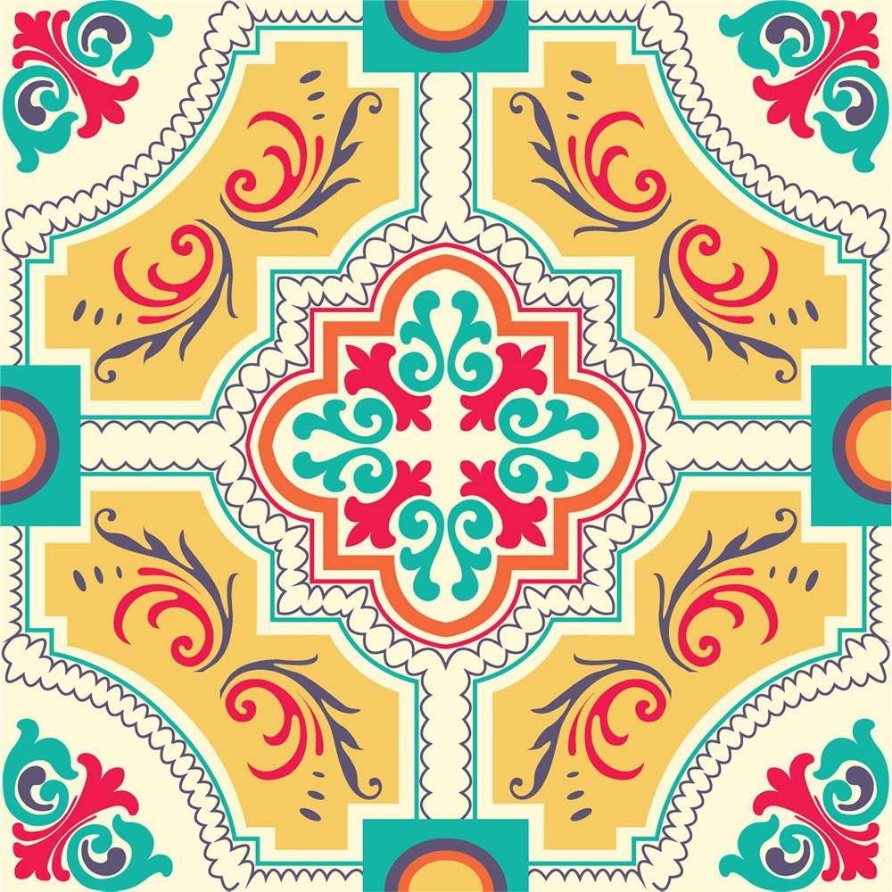 KIT Adesivos de Azulejos México
