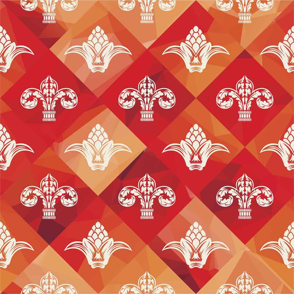 KIT Adesivos de Azulejos Medieval Quente