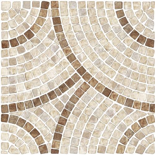 KIT Adesivos de Azulejos Mosaico Circulos