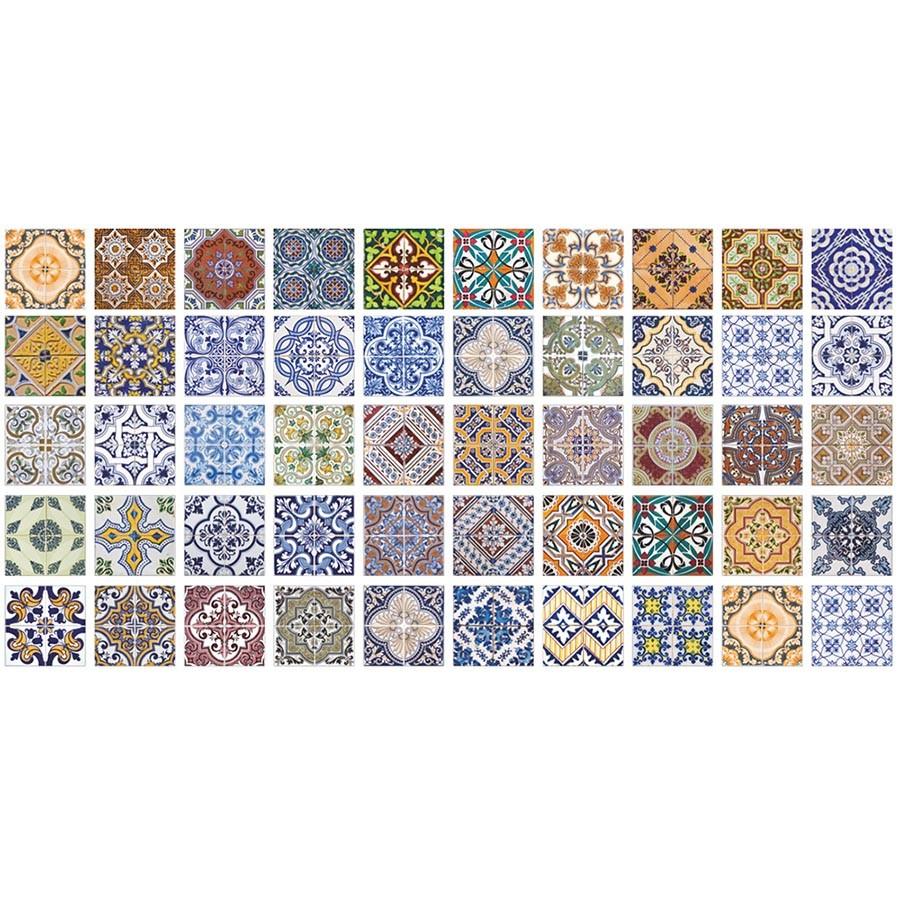 KIT Adesivos de Azulejos Old