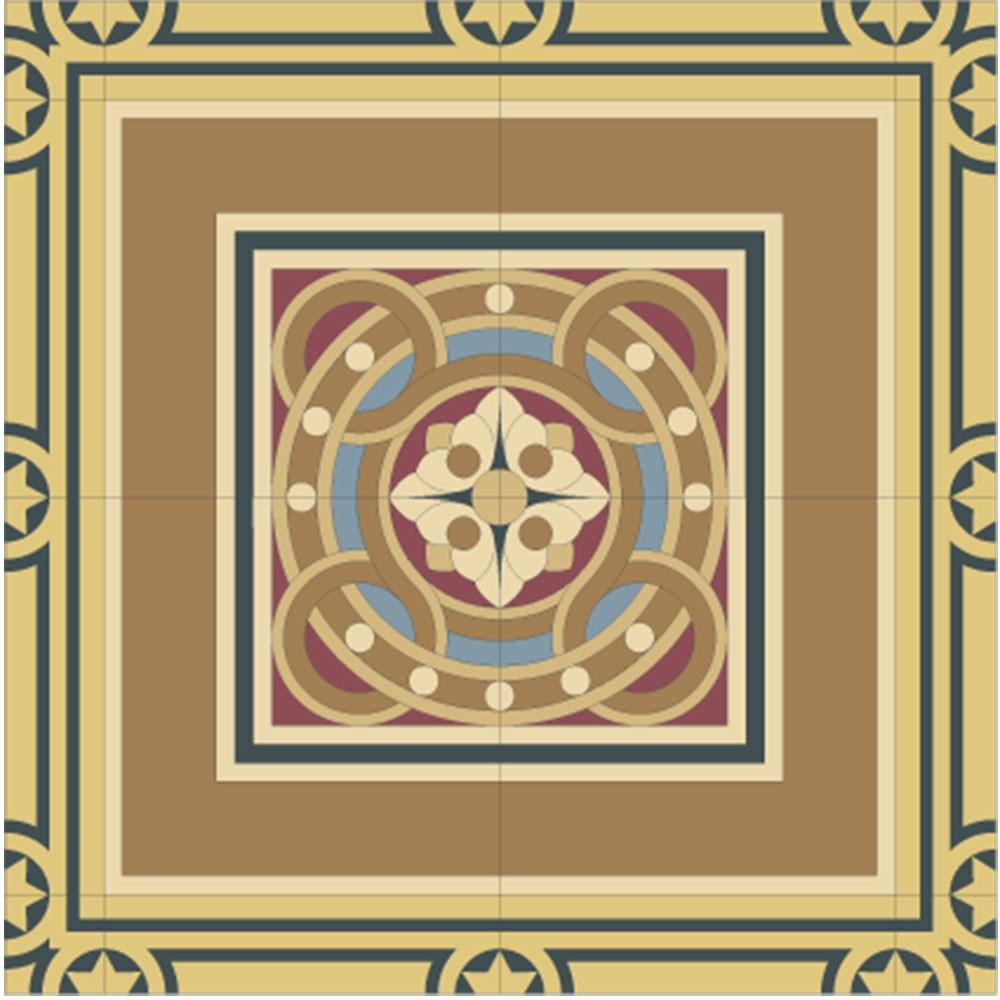 KIT Adesivos de Azulejos Old Vanguard