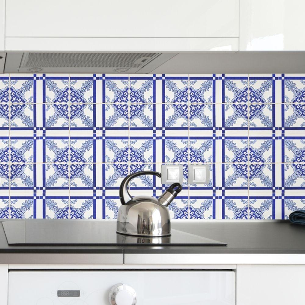 KIT Adesivos de Azulejos Português Antigo
