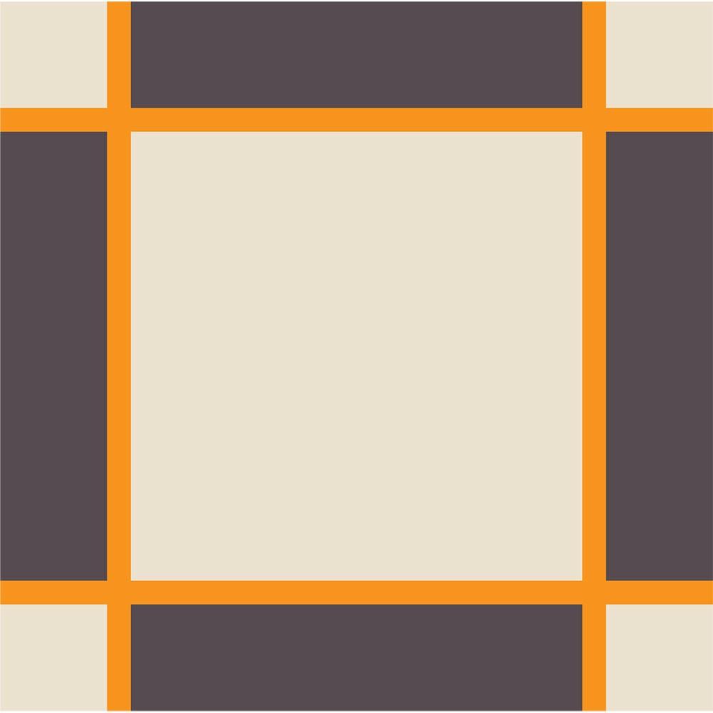 KIT Adesivos de Azulejos Quadrados Vintage