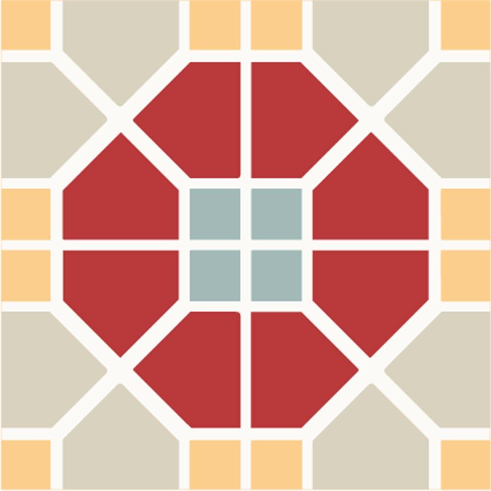 KIT Adesivos de Azulejos Simple Home